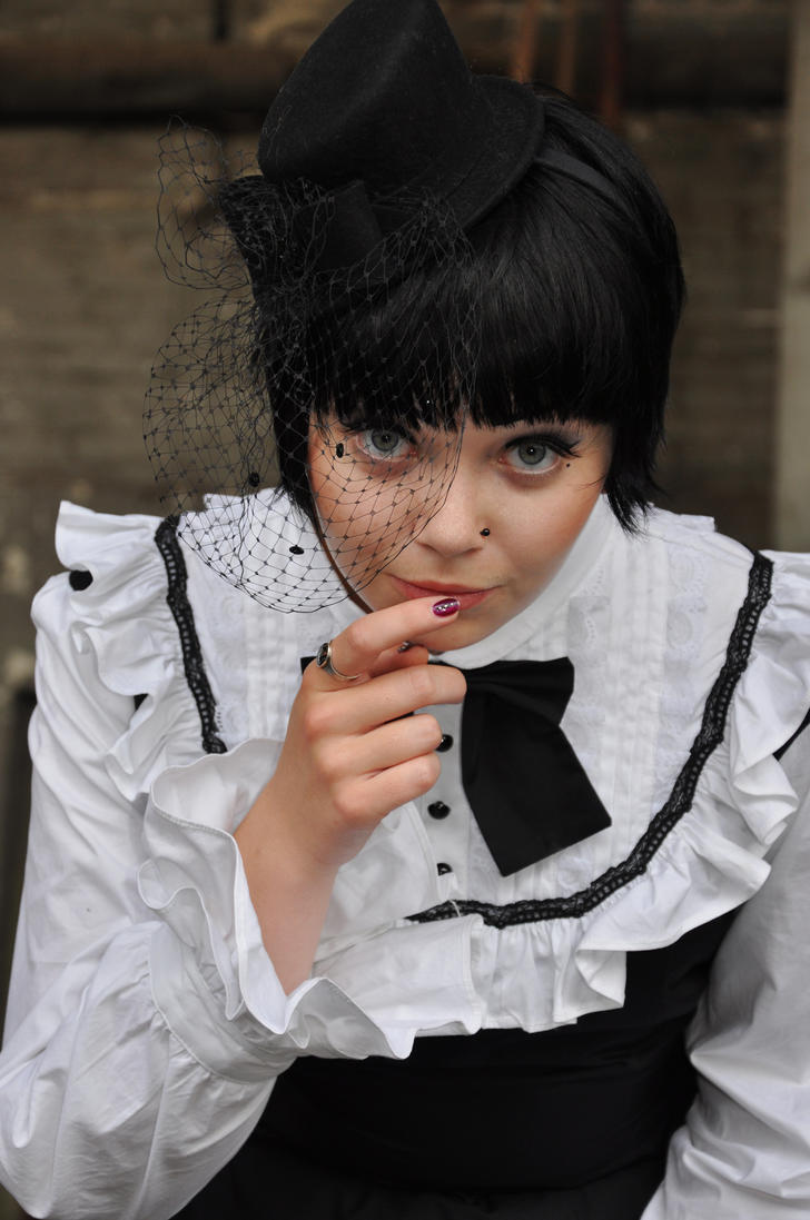 New Gothic Lolita 6 by Kechake-stock