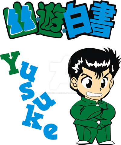 Yusuke SD by Xandaum-Zer0