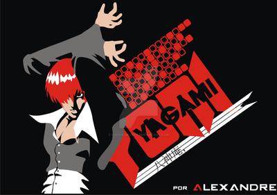 Yagami Yori by Xandaum-Zer0