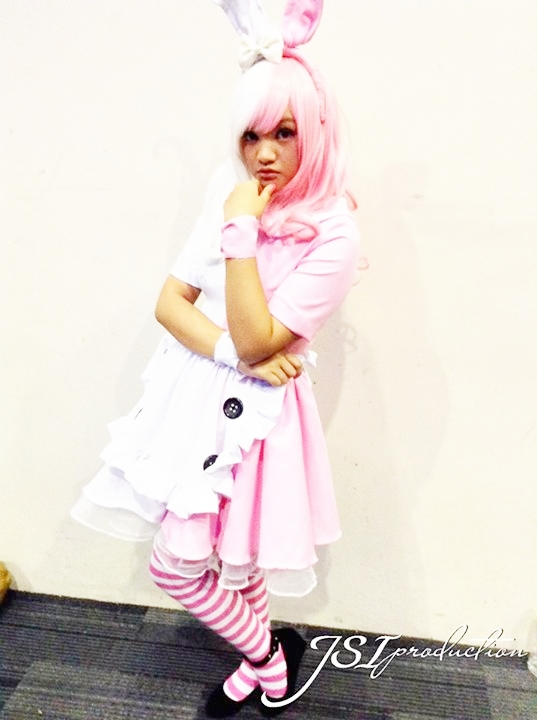 Monomi/Usami Cosplay from Super Dangan Ronpa 2 by ...