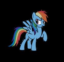 RainbowDash - WTF? by DatBrass