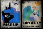 New Lunar Republic vs. The Solar Empire