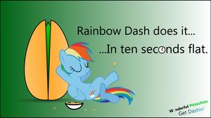 Get Dashin' by DatBrass