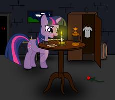 Twilight Plays Amnesia by DatBrass