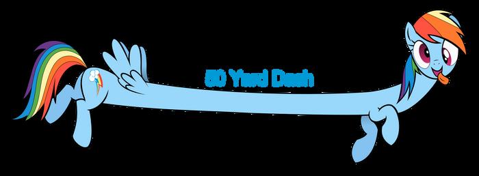 50 Yard Dash