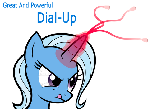 Great And Powerful Dial-Up