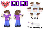 Coco (Keck) Reference Sheet