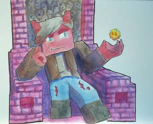 Gift - The Evil KOBRO by CocoKiCKZ