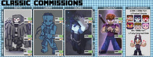 [OPEN] Commission Sheet by CocoKiCKZ