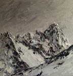 Sepia snow
