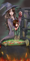 Wicked Arkon Witch -chara-