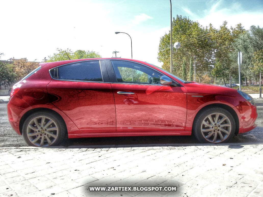 Alfa Auto Insurance >> Alfa Romeo Giulietta 2014 Km 0 Auto Insurance Flor By Zartiex On