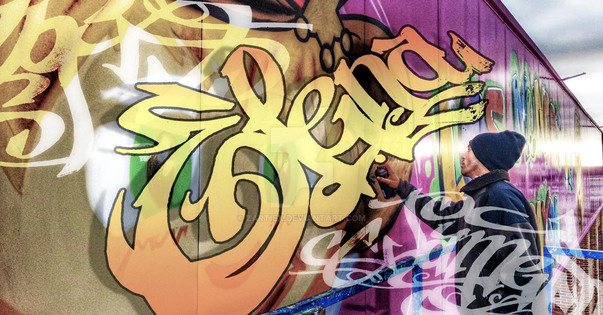 Videos De Graffiti Letras De Graffiti 3d Zartiex By Zartiex On