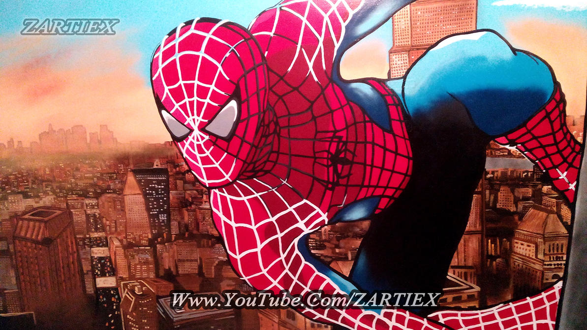 Dibujos Animados Para Colorear SPIDER-MAN 3 |2016 by Zartiex on ...