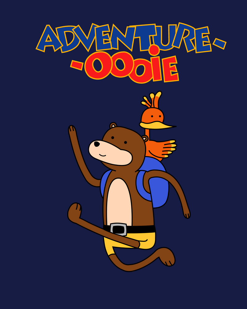 Adventure-Oooie by SonicXfan007