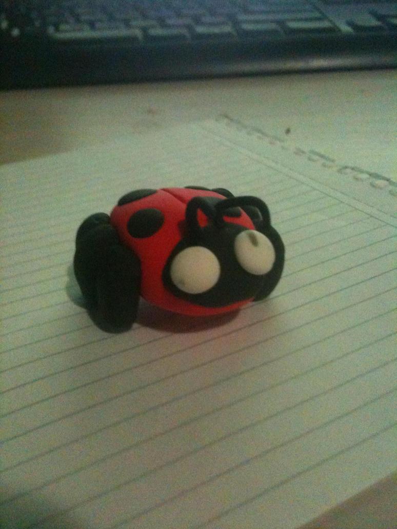 Modeling fun- Lady bug by BasicVanilla