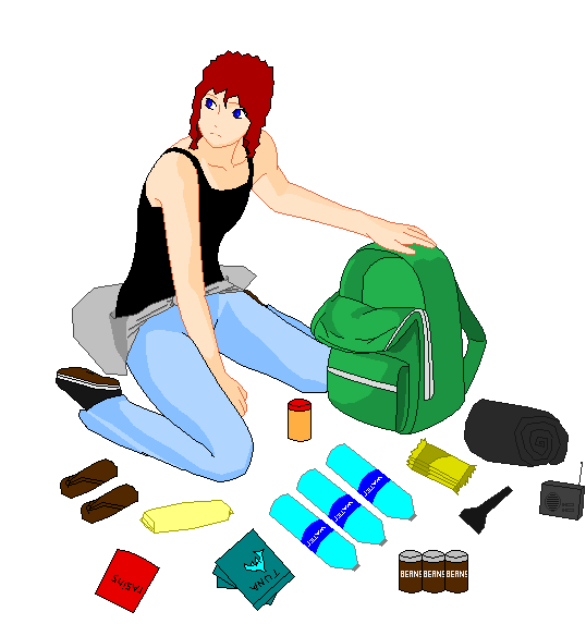 packing for a vencher by THEWISHTOFLY
