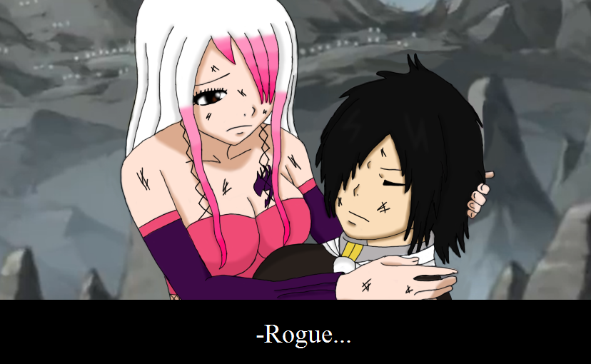 Fairy tail oc Diana and Rogue by TheBlackberryKey on ...  Fairy tail oc D...