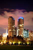 Bellevue Skyline 2 by just-that-one-guy