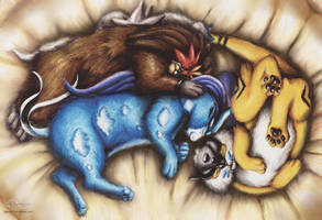Legendary Nap by Legend13