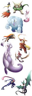 Pokemon Group:  X/Y  Version