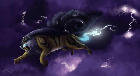 Storm Raikou