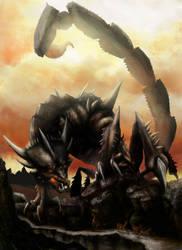 Draco-scorpion version 3