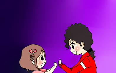 Michael and Me by KathyAnime19