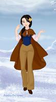 Female Flynn Rider.
