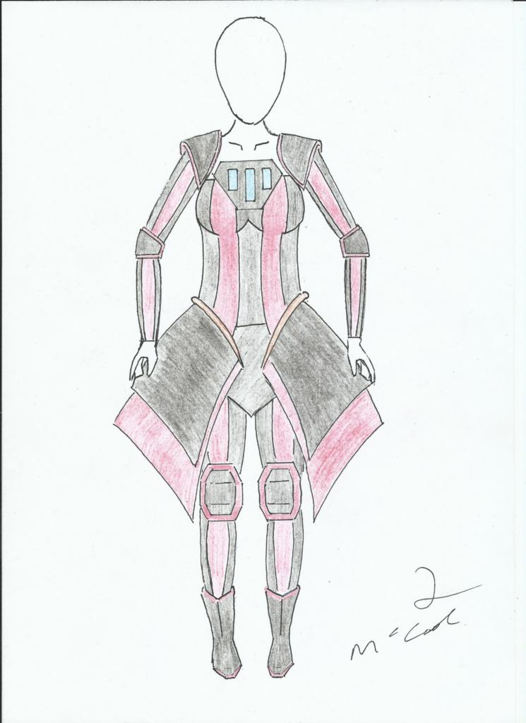 Rabbit's Dress 002 by truemouse