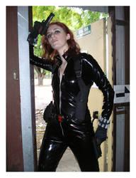 Black Widow by quinzelle