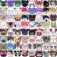 [CLOSED] Headshot icons by tiIted