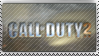 Call of Duty 2 stamp by DaniBlueStar