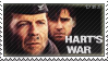 Hart's war stamp by DaniBlueStar