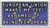 European union stamp by DaniBlueStar