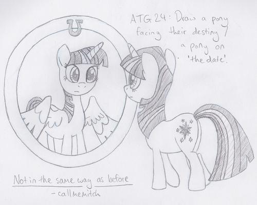 ATG24 - A pony facing their destiny