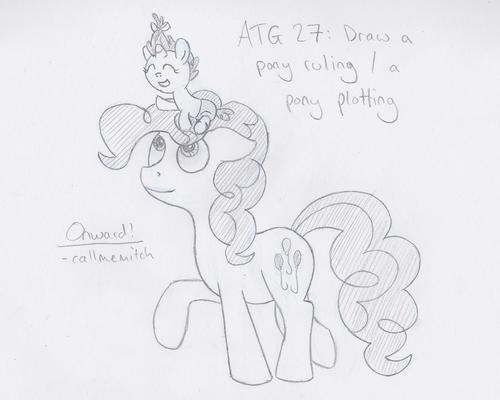 ATG27 - A pony ruling / a pony plotting