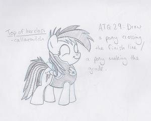 ATG29 - A pony making the grade