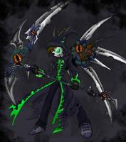 Death Rising by Psychorror