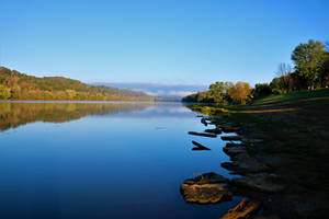 Ohio River 4 by TheWVMountainMan