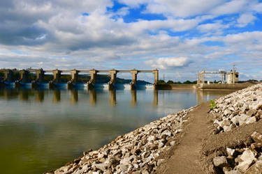 Belleville Lock and Dam