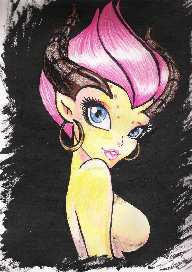 Gilda by EviilMinina