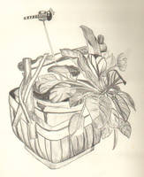 Flower Basket by DubiousLogik