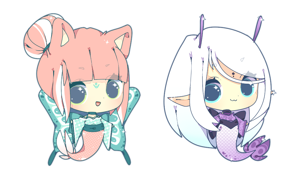 Merinori Adopts by Mommy-Senpai