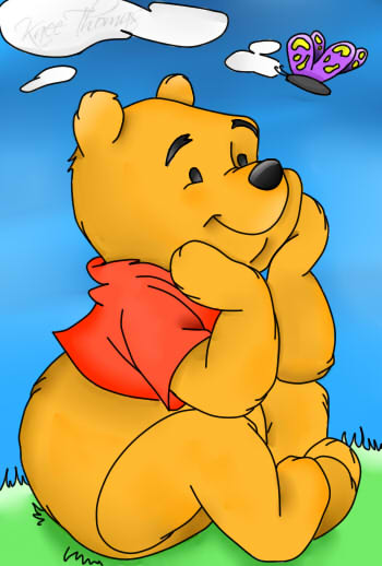 Winnie the pooh by kaeethomas on deviantart for Winnie pooh ka che
