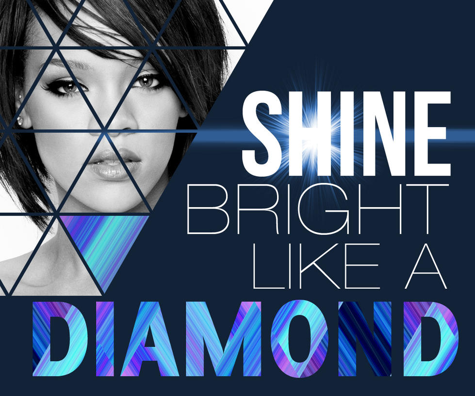 postcard wallpaperspics shine diamond