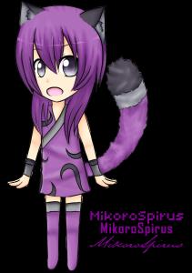 MikoroSpirus's Profile Picture