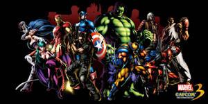 Marvel vs Capcom III