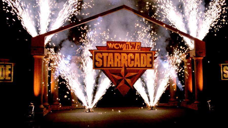 WWE deve voltar a utilizar nomes de PPV's da antiga WCW