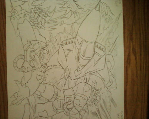 SWAT Kats-Razor and T-Bone in ACTION!!!!!